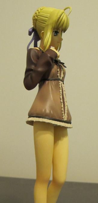 Skirtless Saber