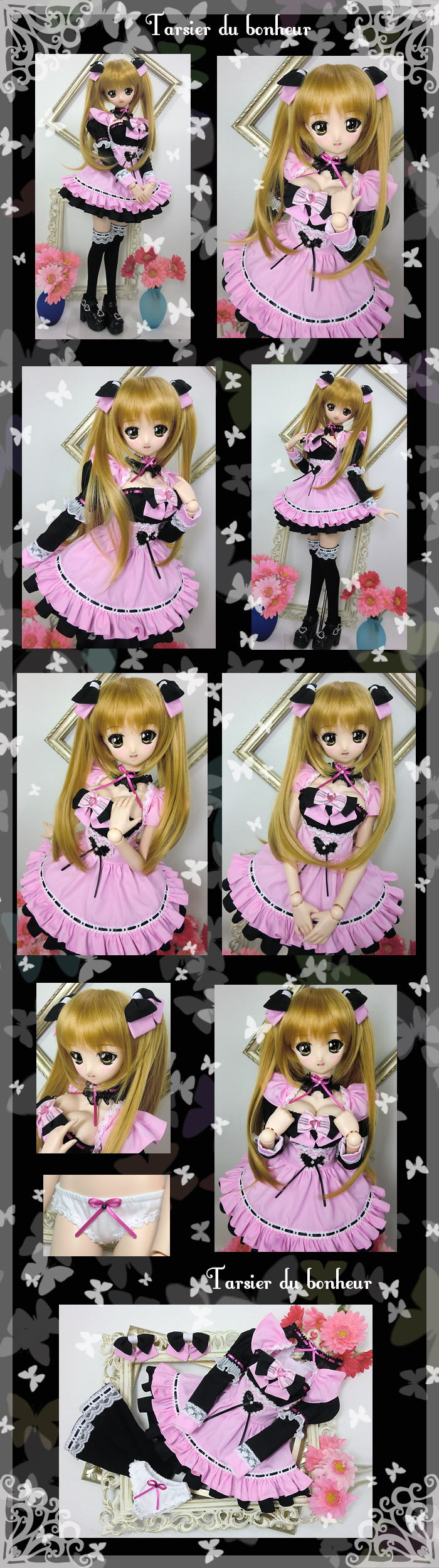 Dollfie Dream dresses November