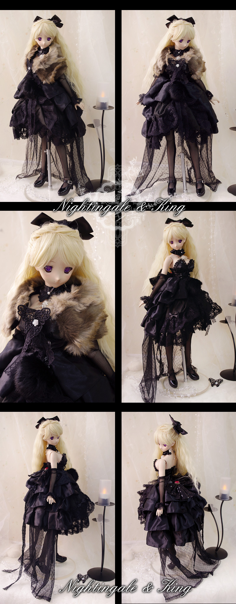 Dramatic Dollfie Dream Doll